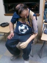 Al's arm